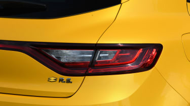 Renault Megane R.S. - rear light