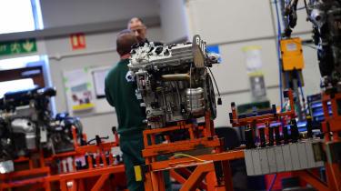 Best of British - Lotus - engine