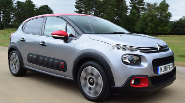 Citroen C3 - Front Tracking