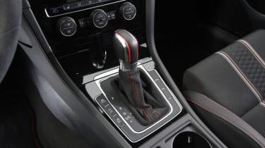 Volkswagen Golf GTI Clubsport - centre console