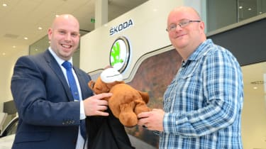 Long-term test review: Skoda Kodiaq - R1 - teddy bear