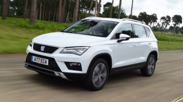 SEAT Ateca - Front Motion
