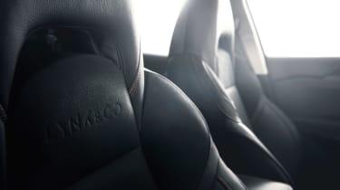 Lynk & Co 02 - seat detail