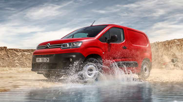 New 2018 Citroen Berlingo Van - off-road
