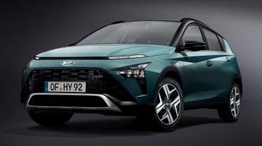 Hyundai Bayon - front static