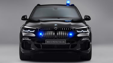 BMW X5 Protection VR6 - full front