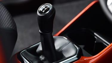 Suzuki Ignis 2016 - gearlever