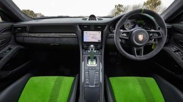 Porsche 911 GT3 RS - interior