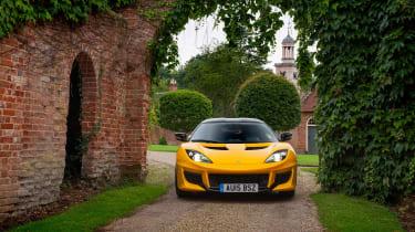 Lotus Evora 400 front static