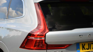 Volvo XC60 - rear lights