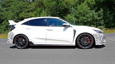 Honda Civic Type R facelift - 6
