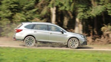 New Subaru Outback 2015 side