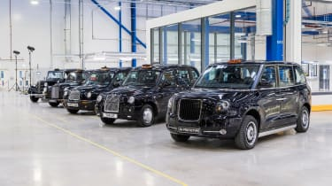 London Taxi Company - taxis