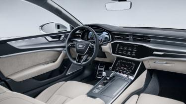 Audi A7 Sportback - dash