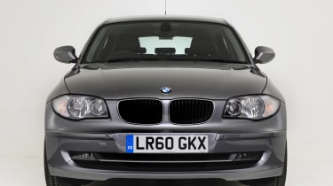 BMW 1 Series front tracking