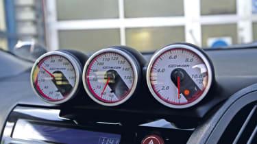 Honda CR-Z Mugen dials