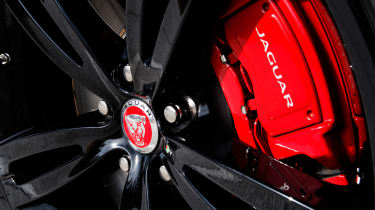 Jaguar XJR 575 - wheel