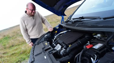 Vauxhall Grandland X long termer - fourth report engine