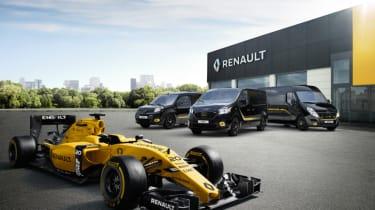 Renault Formula Edition Vans - teaser