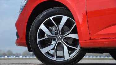 Renault Megane diesel - wheel