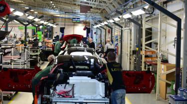 Best of British - Lotus - Factory