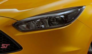 Ford Focus ST 2014 teaser