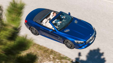 Mercedes SL facelift 2015 14