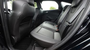 Ford Focus ST - rear seats