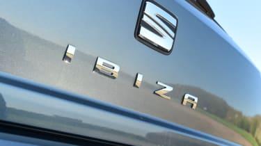 SEAT Ibiza badge