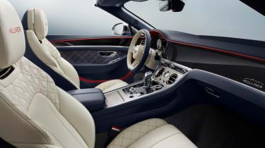 Bentley Continental GT Mulliner Convertible - interior