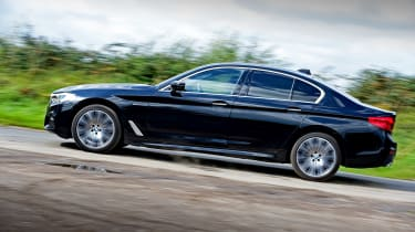 BMW 5 Series - second report side