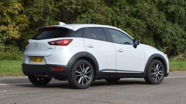 Used Mazda CX-3 - rear