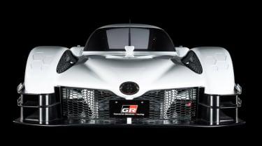 GR Super Sport - front end