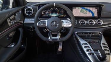Mercedes-AMG GT 4-door - dash