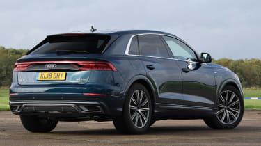 Audi Q8 - Rear Static