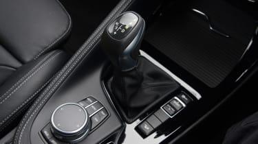 BMW X1 - transmission