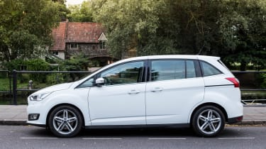Ford Grand C-MAX 2016 - side