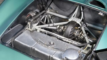 Aston Martin DBR1 - Boot