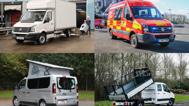 Van conversions explained front page