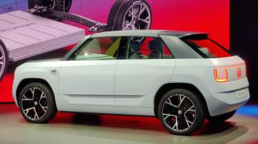 Volkswagen ID Life - Munich side/rear