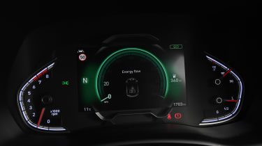 Hyundai i30 - dials