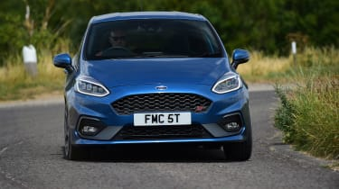 Ford Fiesta ST - full front