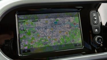 Triple test –Renault Twingo - sat nav