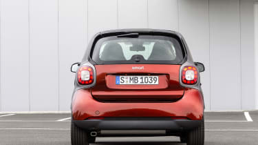 Smart ForTwo - rear