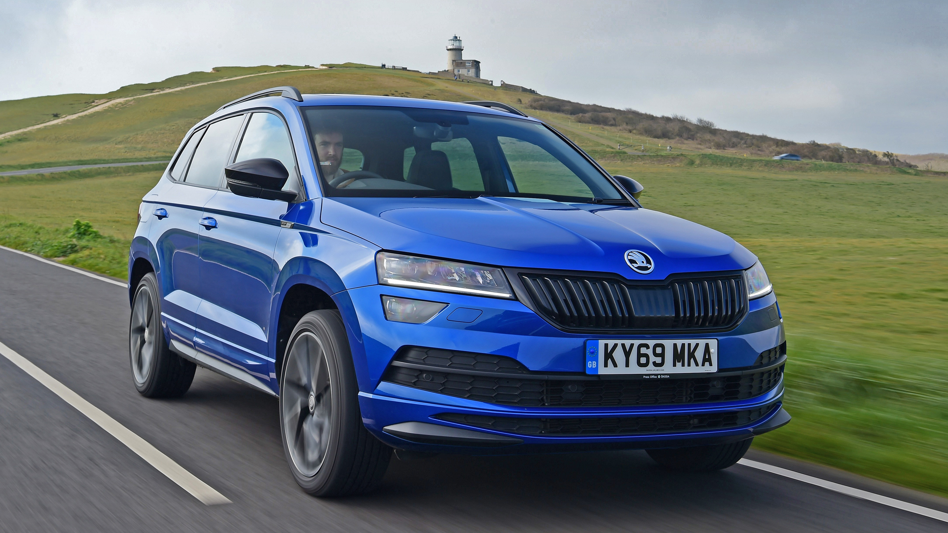 Skoda Karoq Review Auto Express