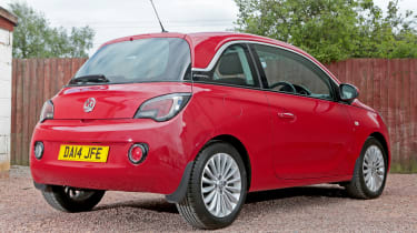 Used Vauxhall Adam - rear