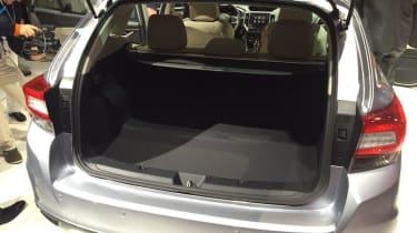 Subaru Impreza 2016 hatch boot