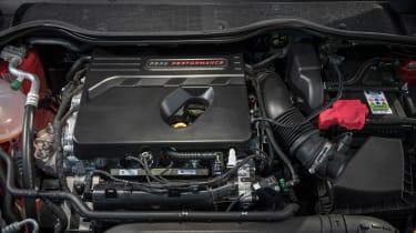 Ford Fiesta ST - engine