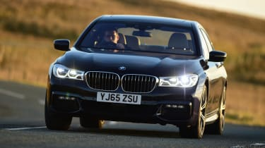 BMW 7 Series - front full