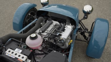 Caterham Seven 160 engine
